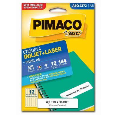 Etiqueta A5 Q2372 Pimaco