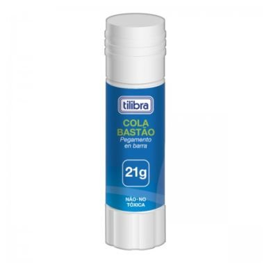 Cola Em Bastão Tilibra 21G