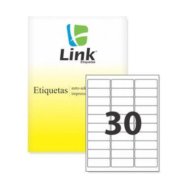 Etiqueta Link C/100 8018 (30) Carta