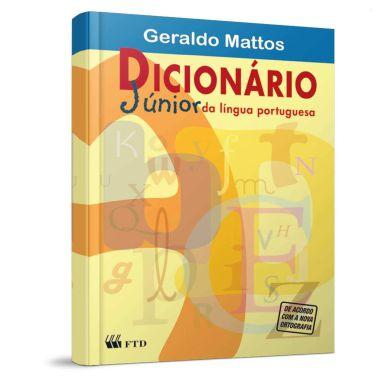 Dicionário Português Júnior Geraldo Mattos 27 Mil Verbetes