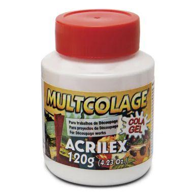 Cola Multcolage Acrilex 120G Decoupage