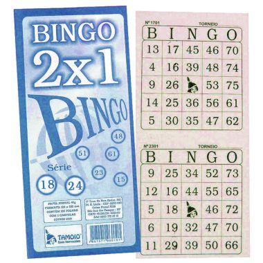 Bloco Bingo Tamoio 2x1 6019