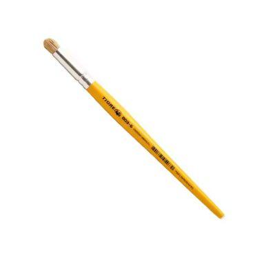 Pincel Pitua 6 Tigre Amarelo 803