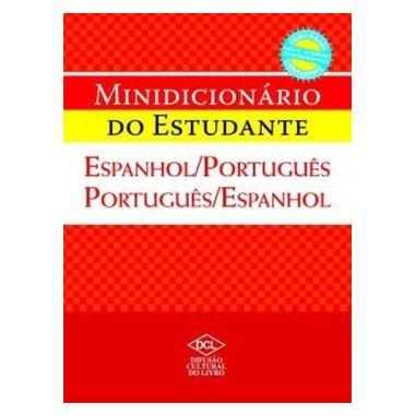 Minidicionário do Estudante Espanhol DCL