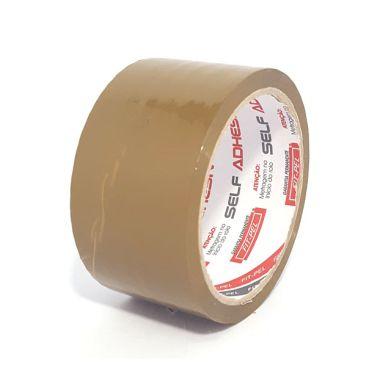 Fita Adesiva PVC Fit-Pel 45X45 Marrom