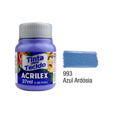 Tinta P/Tecido Fosca Acrilex 37ML Azul Ardosia 993