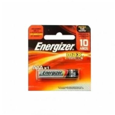 Pilha AAA Energizer C/1 Palito