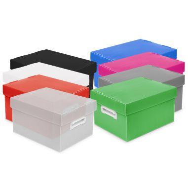Caixa Organizadora Polibras Pequena 335X255X180MM