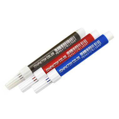 Pincel Atômico Compactor Color Cores