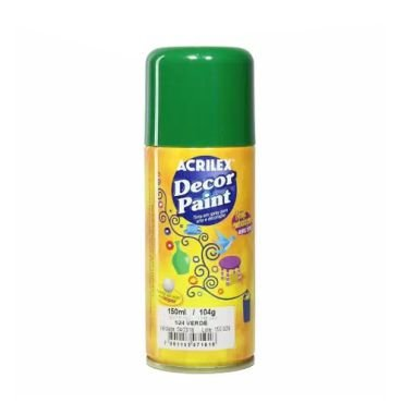 Spray Decor Paint Acrilex Verde 524 150ML