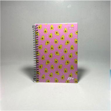 Caderno 1/4 D+. Tilibra 96F