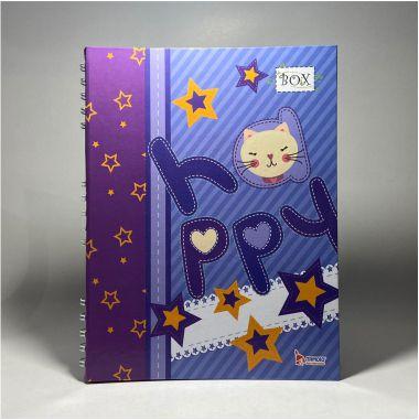 Caderno Box Flip Tamoio 10x1 160F