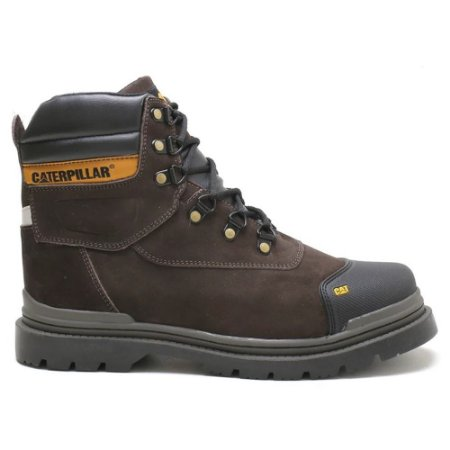 Bota Caterpillar Masculino Cafe - Ref 2100
