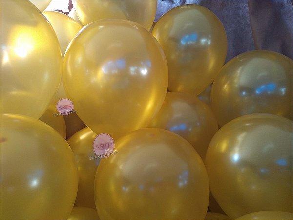 Balões 9 polegadas cintilantes ou perolizados