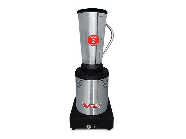 Liquidificador Vitalex 680w 3500rpm 2 Litros