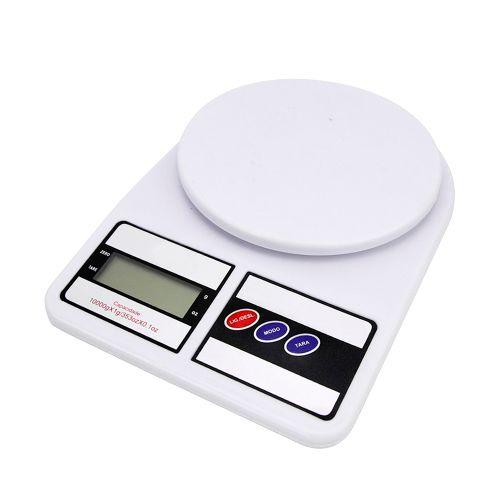 Balança de Cozinha Digital 10kg