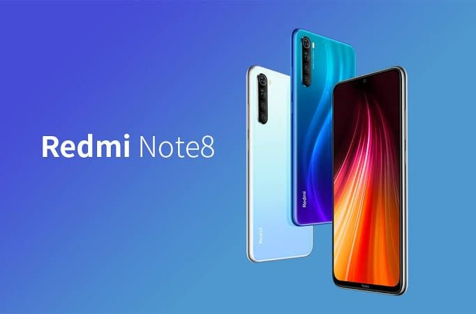 Smartphone Xiaomi Redmi Note 8 4GB Ram Tela 6.3 64GB Camera Quad 48+8+2+2MP - Azul
