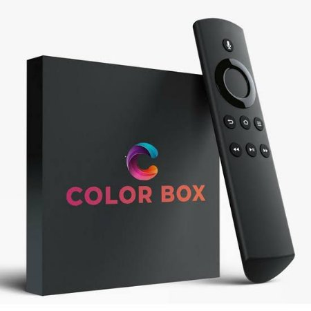 Receptor Iptv ColorBox Ultra Hd 4k-Vod-Iptv