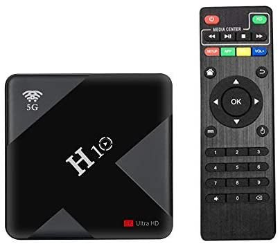 Tvbox H10 android 9.0 4k 4gb ram 32 gb+64gb