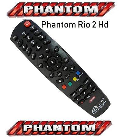 Controle  Phantom Rio tv 2