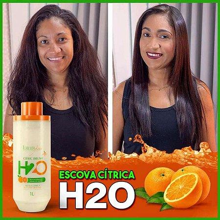 Escova Progressiva Citric H2O Orgânica 1 Litro