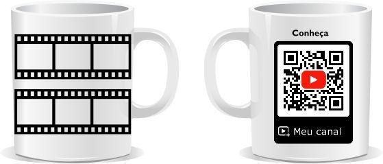 Caneca Personalizada em Porcelana mod.03