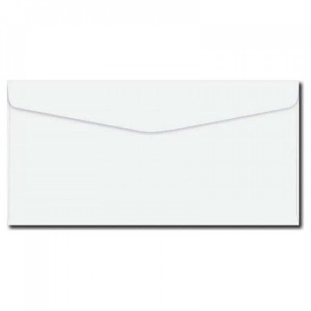 Envelope comercial ofício 114X229 75g s/rpc 9972 c/100 FORONI