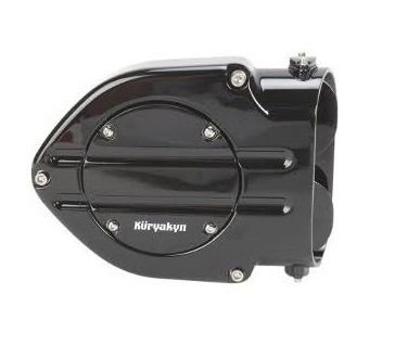 Filtro de Ar Modelo Hypercharger - Preto - Sportster 2007 - 2019