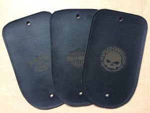 Protetor Paralama Harley-Davidson/ Rear Fender