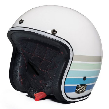 Capacete Urban Tracer Cold Stripes - tam 58