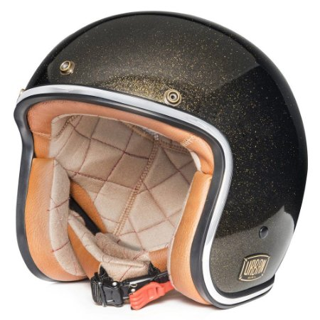 Capacete Urban Tracer  Dark Gold Flake - 58