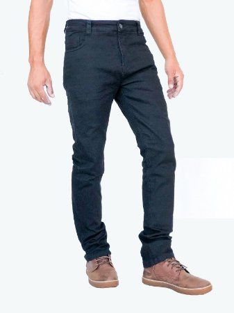 CORSE MOTORCYCLE JEANS BLACK
