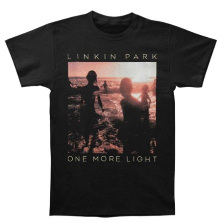 Camiseta Básica Banda Rock Linkin Park One More Light