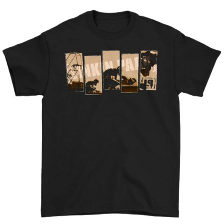 Camiseta Básica Banda Rock Linkin Park