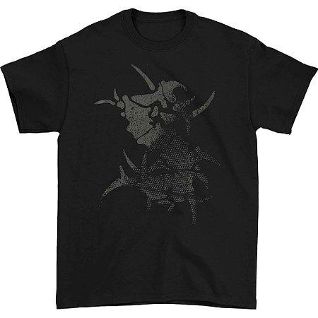 Camiseta Básica Banda Heavy Metal Sepultura Logo