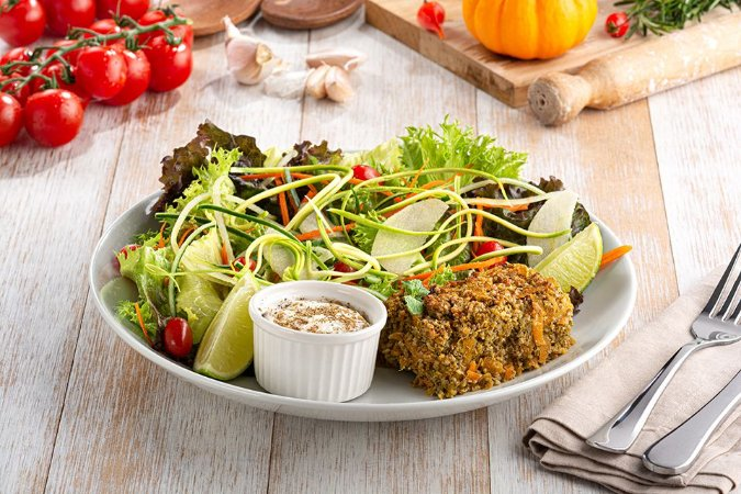 Kibe Vegetariano