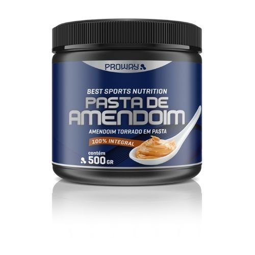 Pasta de Amendoim 500gr
