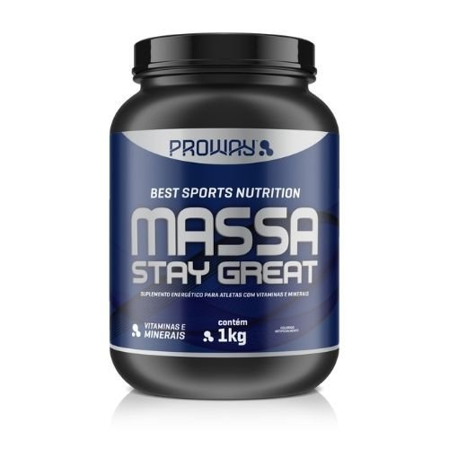 Massa Stay Great 1kg Napolitano