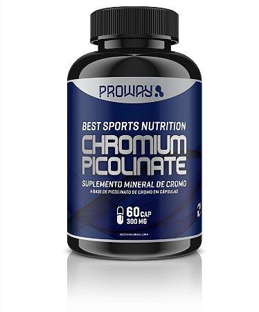 Chromium Picolinate 60 Caps 300mg