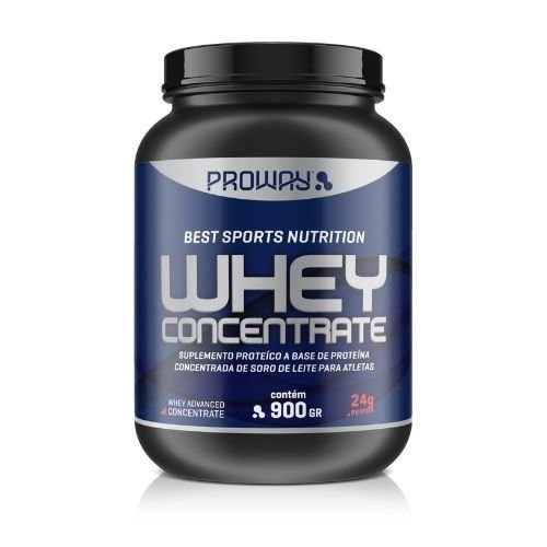 Whey Concentrate 900gr