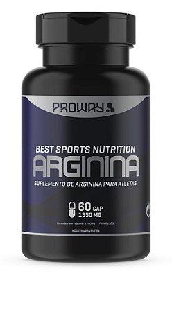 Arginina 60caps 1550mg