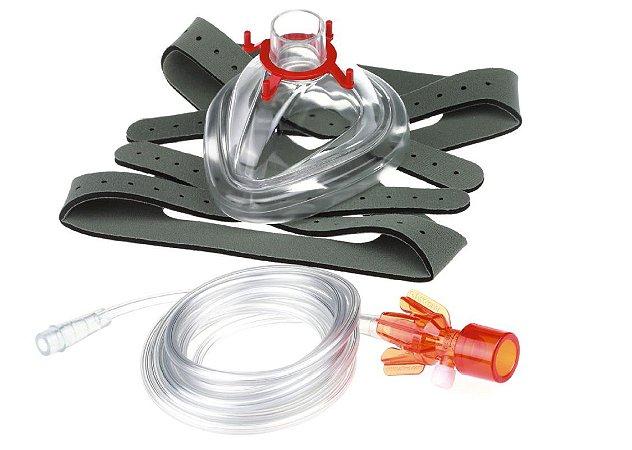 Sistema CPAP aberto baixo fluxo