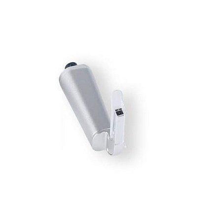 Cabo para lâmina reta Miller nº 0 descartável  + 5 lâminas descartáveis (Para Vídeo Laringoscópio Besdata) Não acompanha tela.