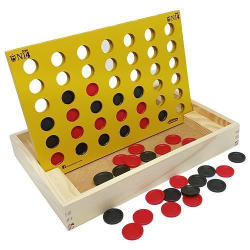 Jogo Uni4 - Jogo de Estratégia