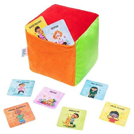 Pequeno Jogo das Grandes Coisas - Brinquedo Educativo