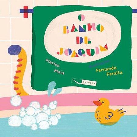 O banho do Joaquim
