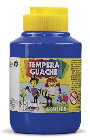 Têmpera Guache Azul Turquesa - 250mL