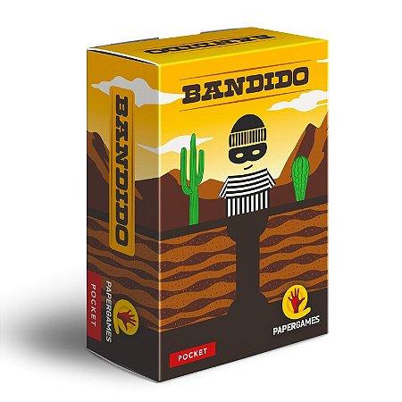 Jogo Bandido - Paper Games