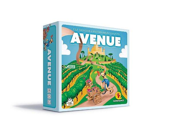 Jogo Avenue - PaperGames
