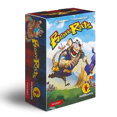 Jogo BraveRats - Paper Games